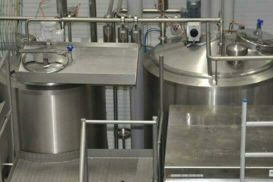 Yeast and salt liquification system