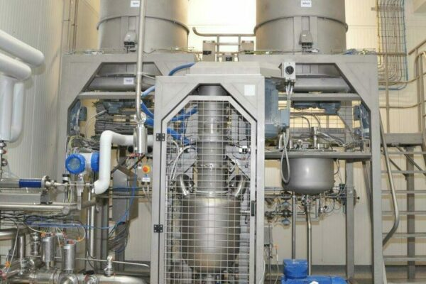 Pre dough - flour hydration